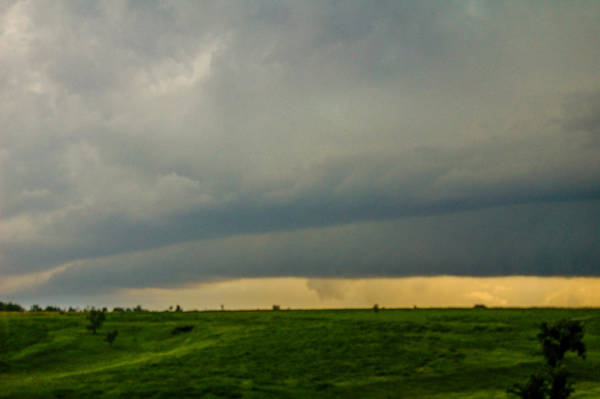 Photograph - One Mutha Of A Supercell 009 by NebraskaSC