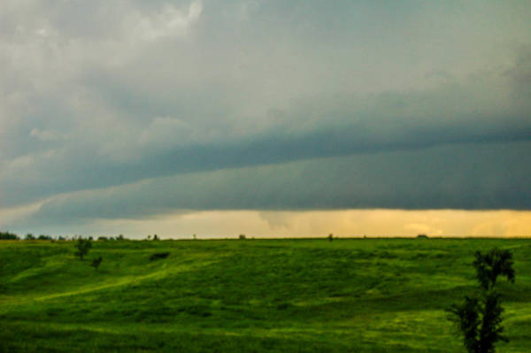 Photograph - One Mutha Of A Supercell 010 by NebraskaSC
