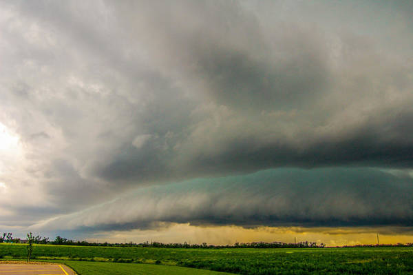 Photograph - One Mutha Of A Supercell 013 by NebraskaSC