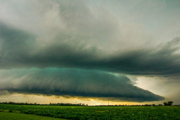 Photograph - One Mutha Of A Supercell 017 by NebraskaSC