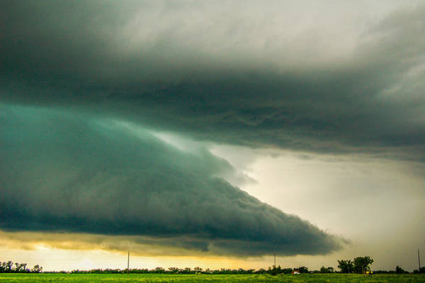 Photograph - One Mutha Of A Supercell 018 by NebraskaSC
