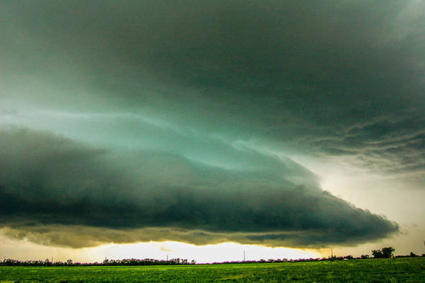 Photograph - One Mutha Of A Supercell 020 by NebraskaSC