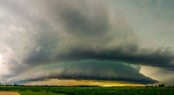 Photograph - One Mutha Of A Supercell 022 by NebraskaSC