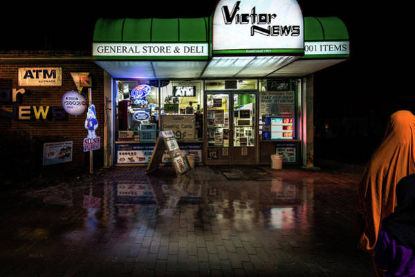 Photograph - One Stop Shopping by Bob Orsillo