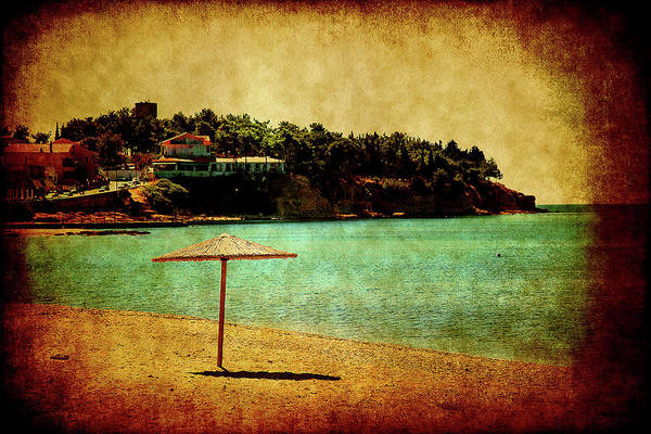 Photograph - One Summer Day In Greece by Milena Ilieva
