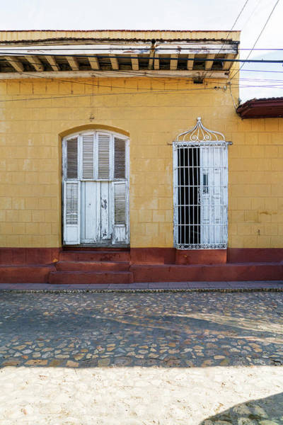 Photograph - One Window One Door by Sharon Popek