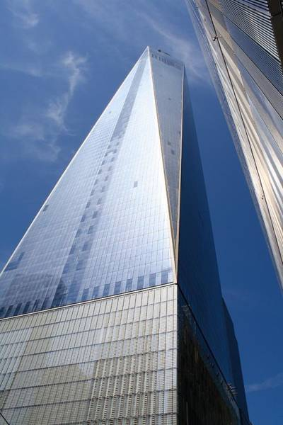 Photograph - One World Trade Center by Flavia Westerwelle