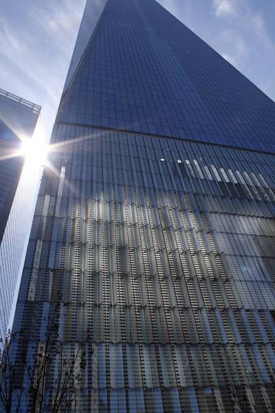 Photograph - One World Trade Center II by Flavia Westerwelle