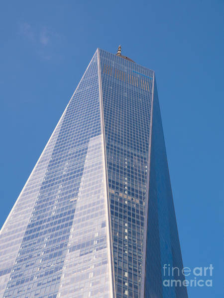 Photograph - One World Trade Center IIi by Clarence Holmes