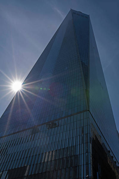 Photograph - One World Trade Center New York Ny Sunset by Toby McGuire