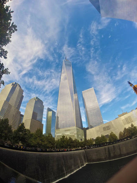 Photograph - One World Trade Center by Steven Lapkin