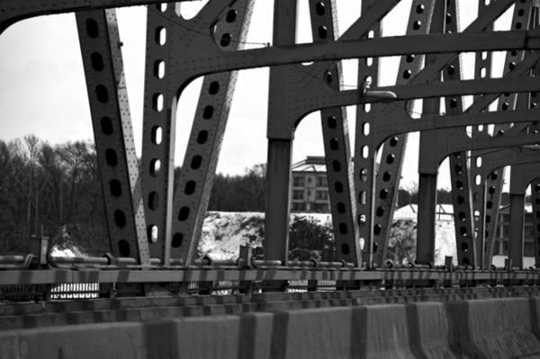 Photograph - Oneil Bridge Florence. Al_hdr_adj by Lesa Fine