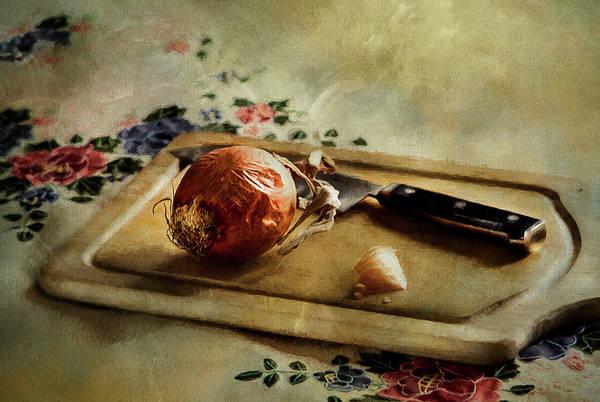 Photograph - Onion by Reynaldo Williams