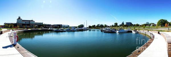 Photograph - Ontario Beach Park Marina by William Norton