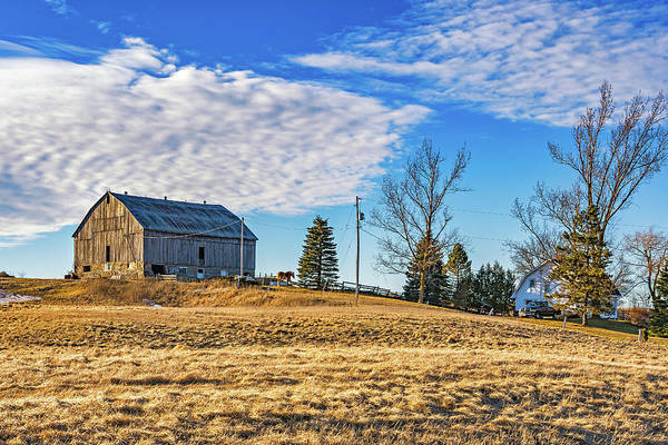Hockley Valley Photograph - Ontario Farm 3 by Steve Harrington
