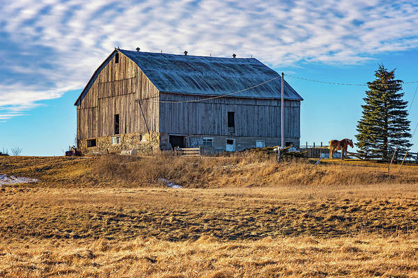 Hockley Valley Photograph - Ontario Farm 4 by Steve Harrington
