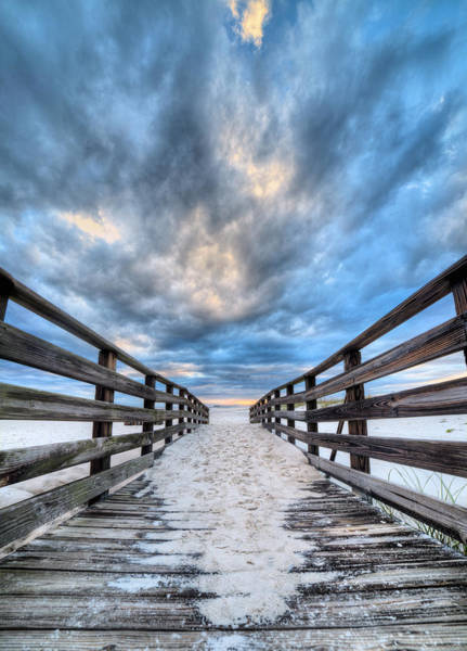 Photograph - Onto The Beaches Of Gulf Shores by JC Findley
