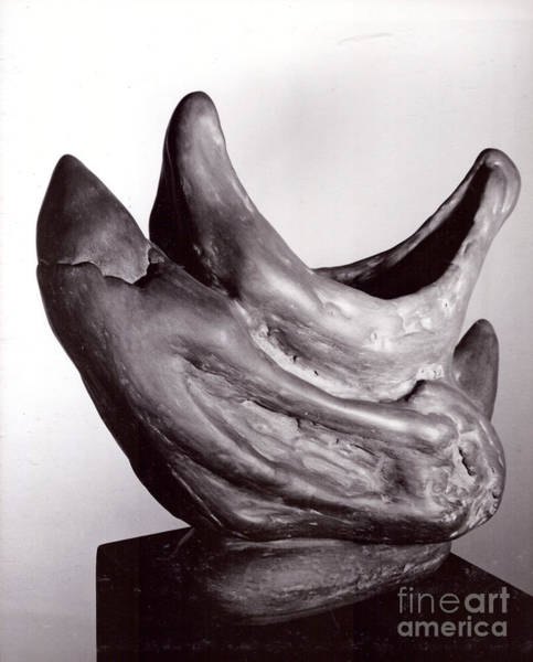 Sculpture - Onus I  by Robert F Battles