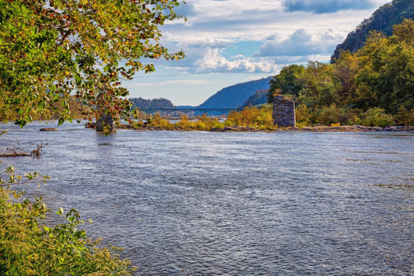 Photograph - Onward To The Potomac by John M Bailey