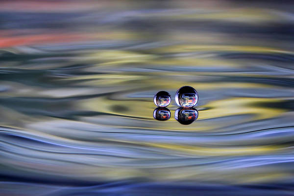 Ripples Photograph - Oo by Sugeng Sutanto