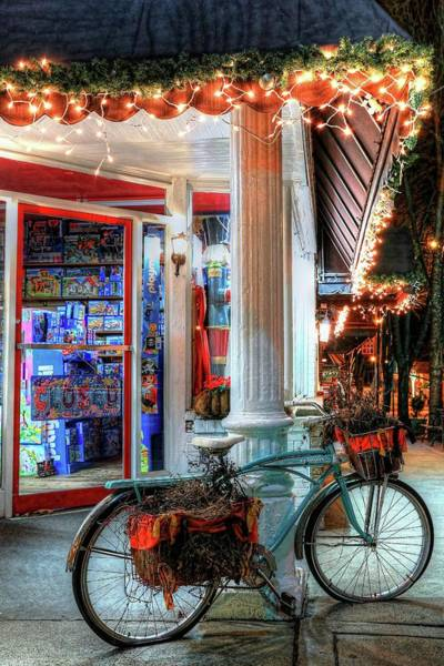 Photograph - O.p. Taylor's Toy Store Brevard North Carolina by Carol Montoya