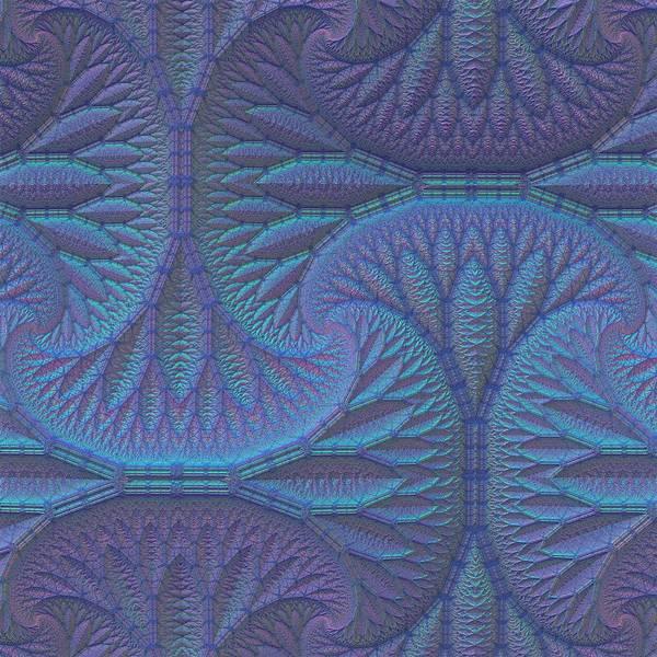 Wall Art - Digital Art - Opalescence by Lyle Hatch
