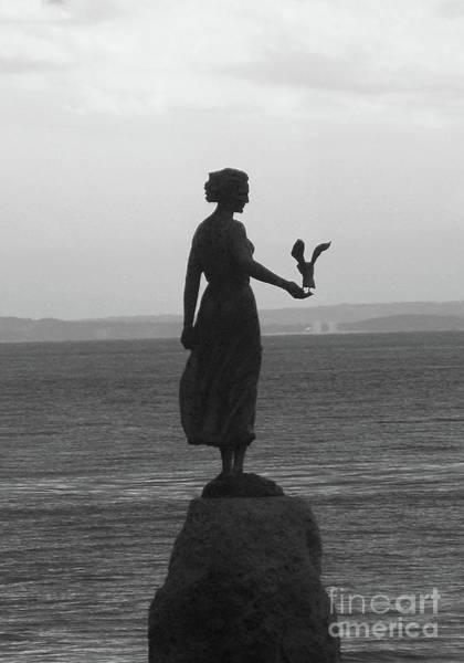 Photograph - Opatija Lady by Mary Kobet