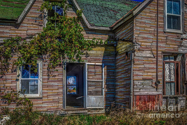 Photograph - Open House by Roger Monahan