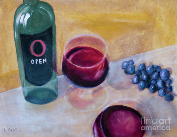 Painting - Open by Laurel Best