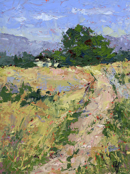 Painting - Open Spaces by David King