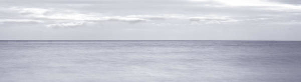 Expanse Photograph - Open Water Panorama by Nigel Jones