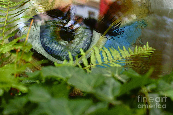 Alexander Vinogradov Photograph - Open Your Eyes. by Alexander Vinogradov