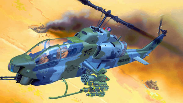 Junkers Digital Art - Operation Wolf by Don Kuing