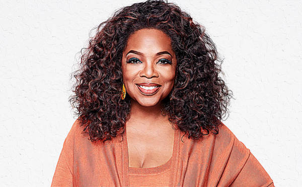 Oprah Wall Art - Painting - Oprah Winfrey by Queso Espinosa