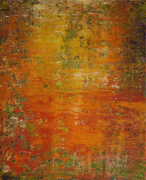 Wall Art - Painting - Opt.10.16 Healing by Derek Kaplan