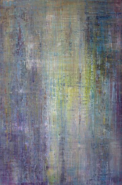 Wall Art - Painting - Opt.12.17 Every Hour by Derek Kaplan