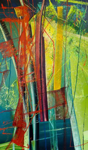 Wall Art - Painting - Opt.12.18 Untitled by Derek Kaplan