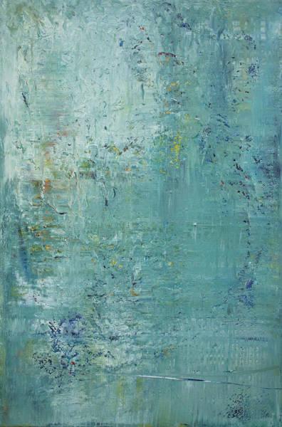 Wall Art - Painting - Opt.36.16 Soul Deep by Derek Kaplan