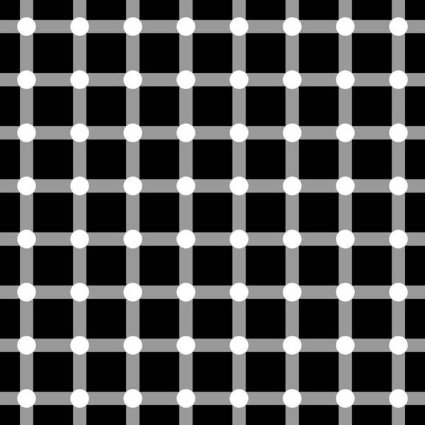 Illusion Digital Art - Optical Illusion The Grid by Sumit Mehndiratta