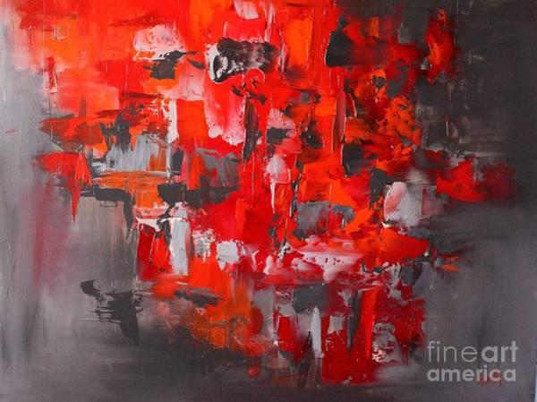 Painting - Optimism by Preethi Mathialagan