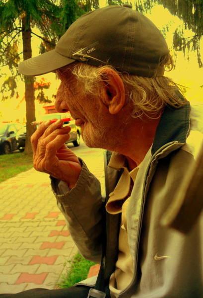 Gorecki Photograph - Optimist by Henryk Gorecki