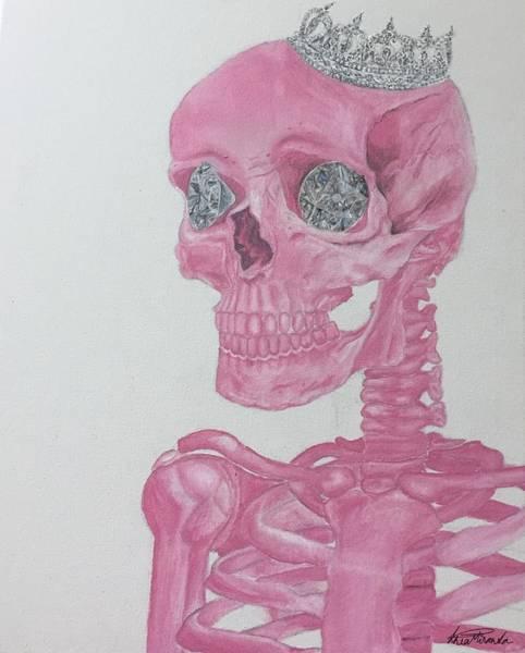 Rhea Painting - Opulence Is The End by Rhea Miranda