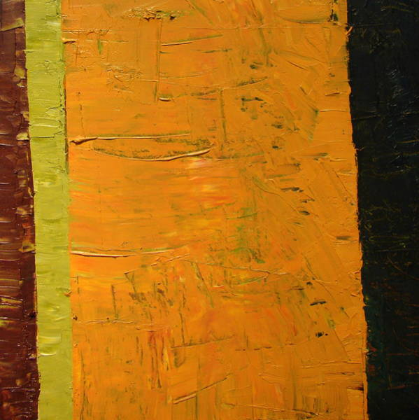 Painting - Orange And Brown by Michelle Calkins