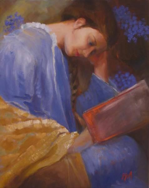 Painting - Sold Orange Cover by Irena Jablonski