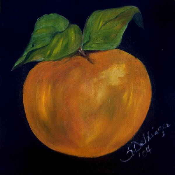 Painting - Orange Delight by Susan Dehlinger