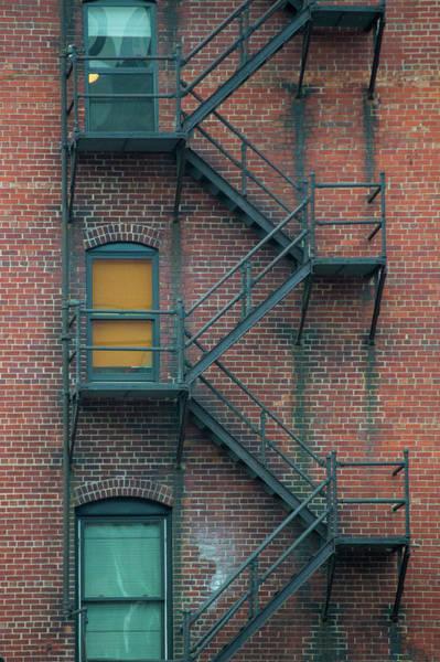 Photograph - Orange Door by Stephen Holst