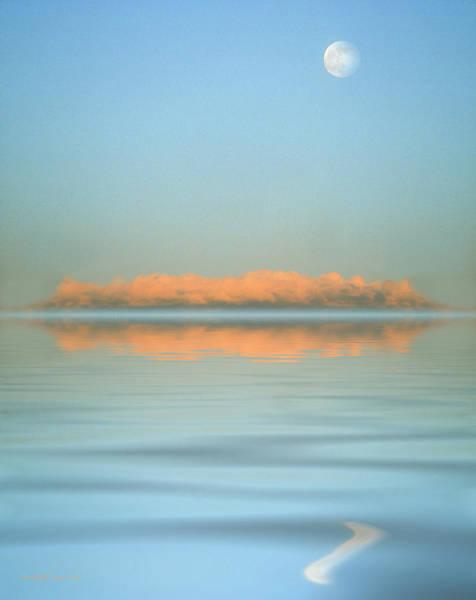 Atmospherics Wall Art - Photograph - Orange Fog by Jerry McElroy