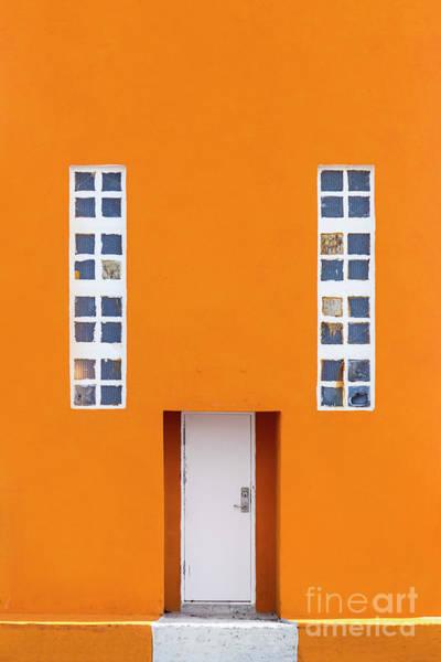 Wall Art - Photograph - Orange Happy by Evelina Kremsdorf