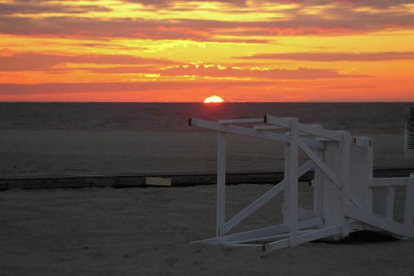 Photograph - Orange Hues Of Dawn by Robert Banach