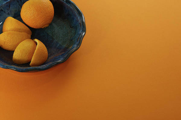 Photograph - Orange by James Reed